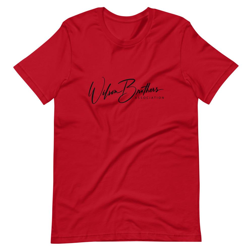 Short-Sleeve Unisex T-Shirt 00129