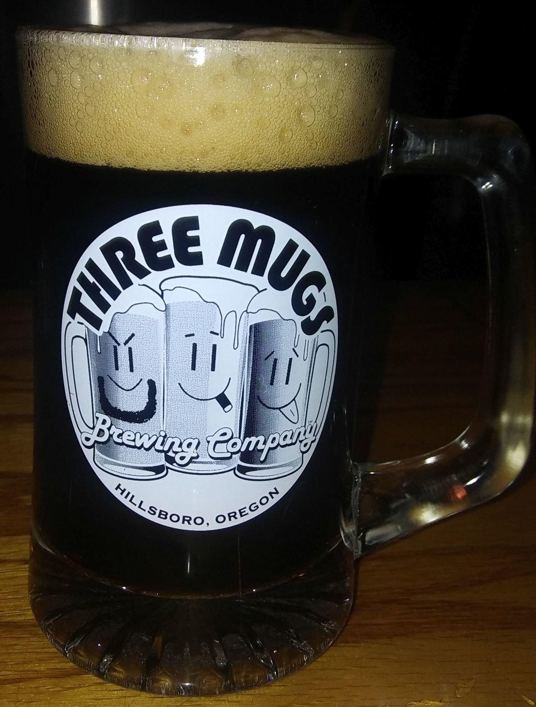 Mugs, 12 oz with Logo