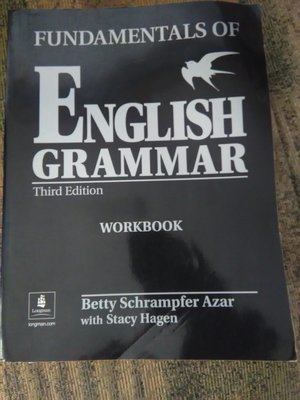 English Grammar Workbook with Answers