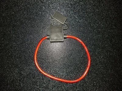ATC Fuse Holder With Cover 12 Gauge