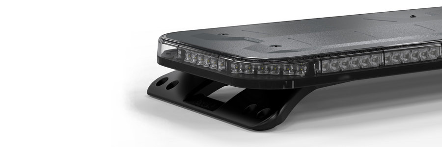 "Feniex Fusion GPL 60"" QUAD Color Light Bar"