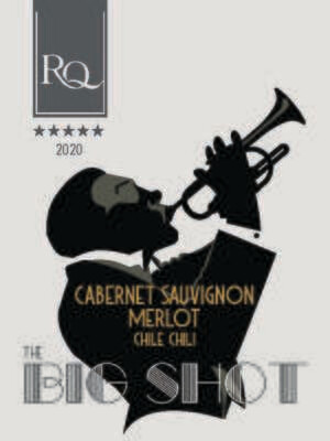 The Big Shot - Chile Cabernet Sauvignon Merlot