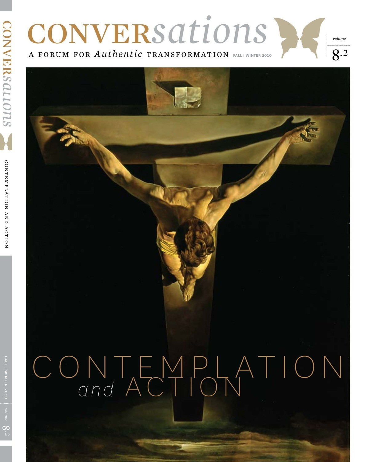 Conversations Journal 8.2 Contemplation and Action (Hardcopy)