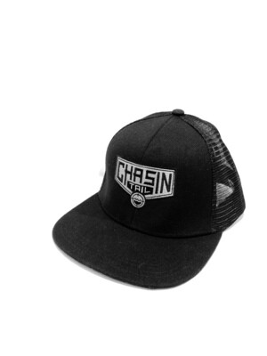 CT FLAT BRIM HAT - Black