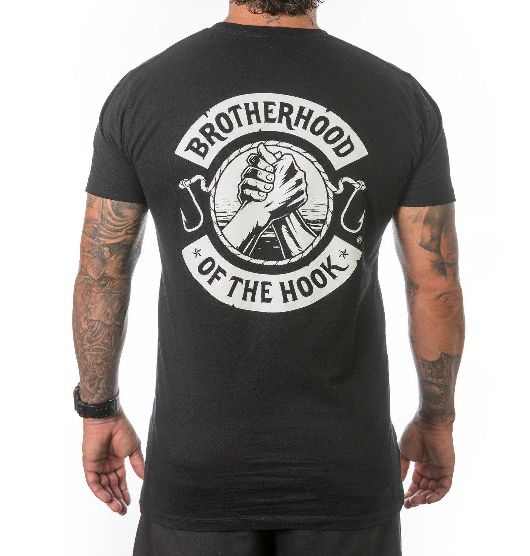 BROTHERHOOD OF THE HOOK - Tee / black
