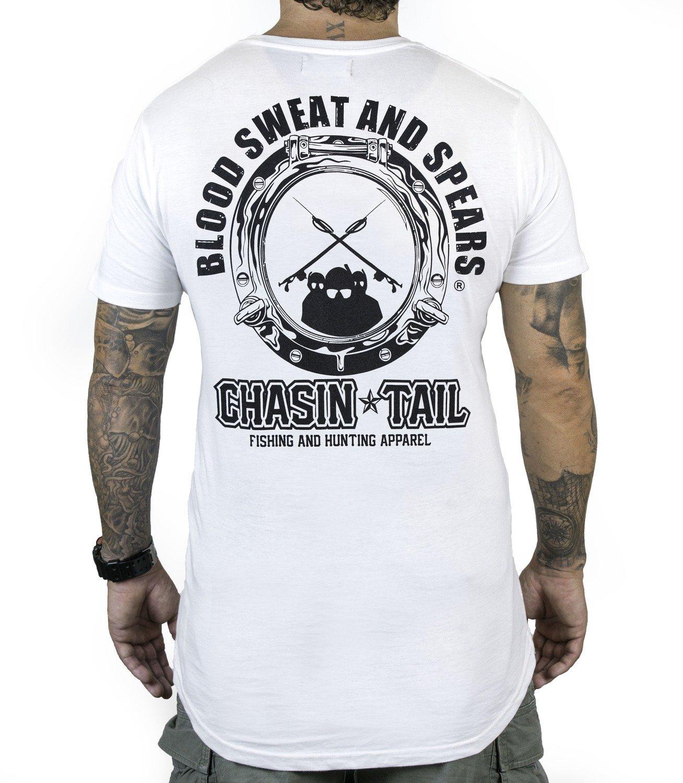 BLOOD SWEAT & SPEARS- Tee shirt / white