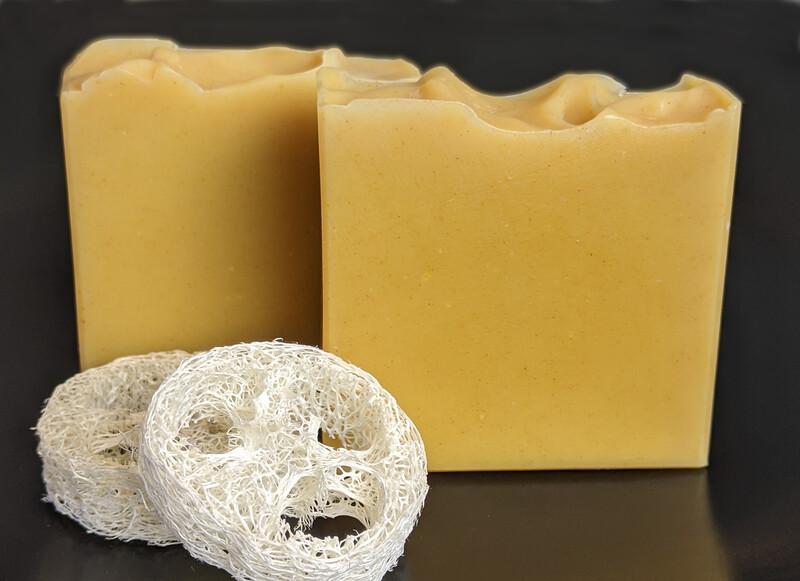 Turmeric & Lemongrass - 4 oz - Soapy Special