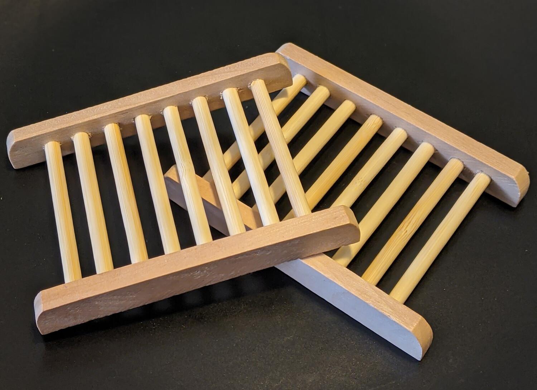 Eco Friendly Bamboo Soap Dish