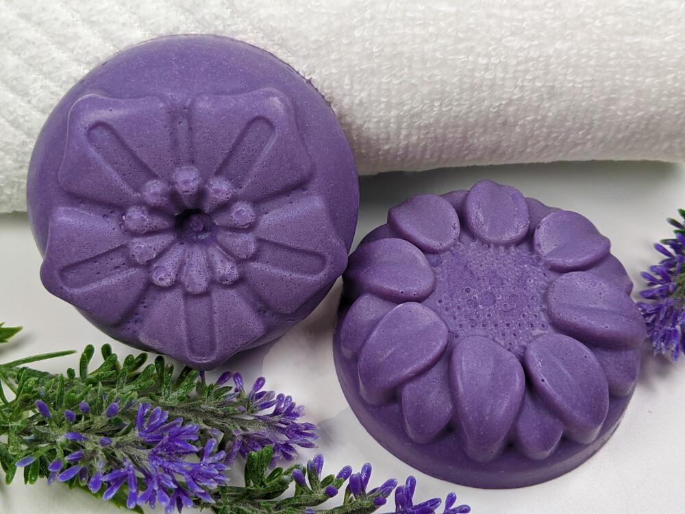 Lavender - 2.5 oz ea. (2 Bars)