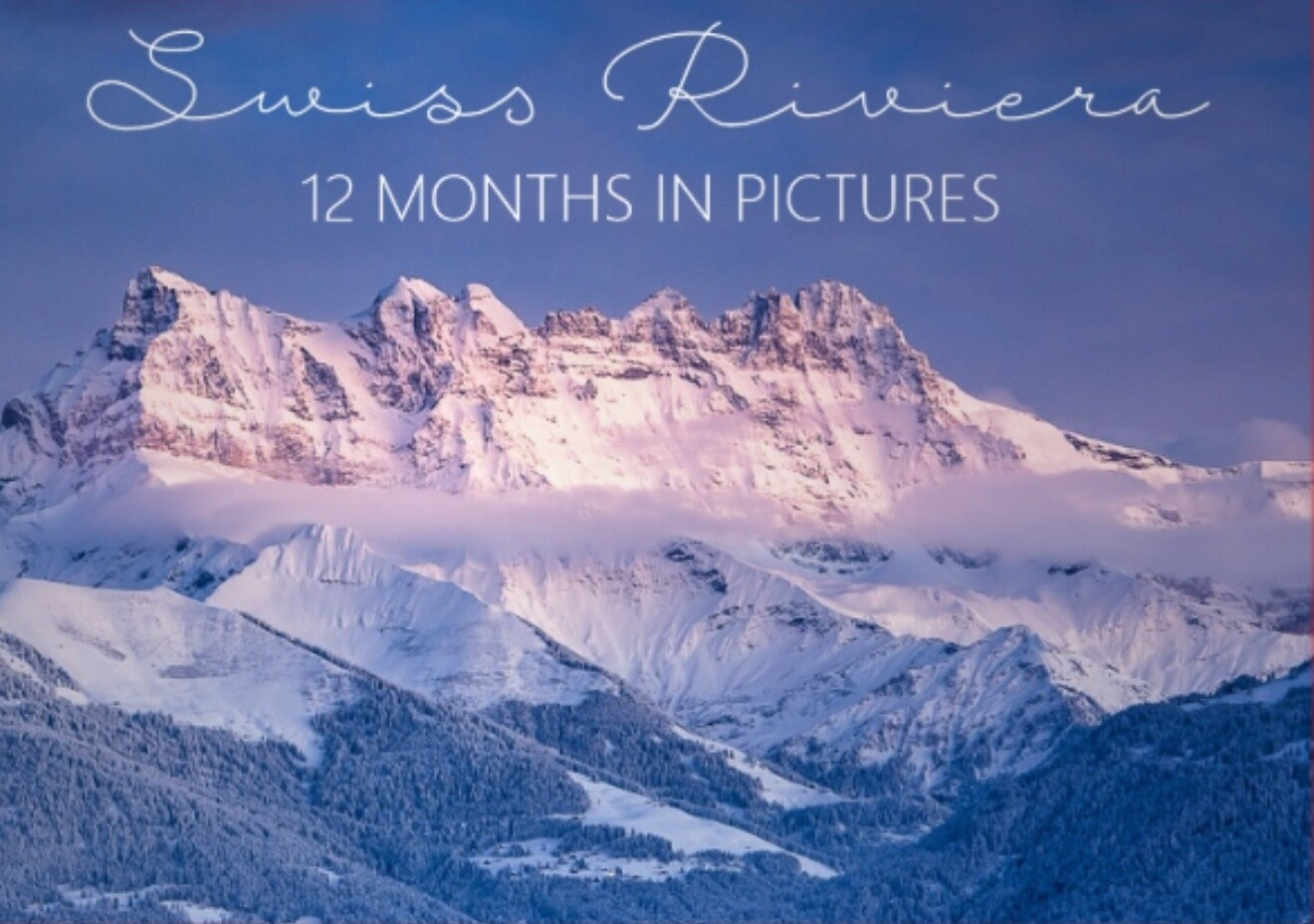 BOOK: Swiss Riviera - 12 months in pictures