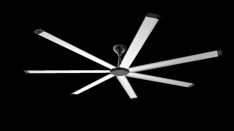 AirPro 150S (100W) - Ventilador Techo con Mando a Distancia