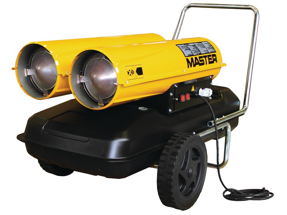 Calentador Portátil Industrial Gasoil MASTER B300
