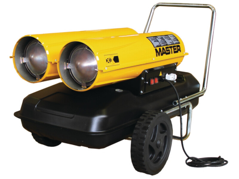 Calentador Portátil Industrial Gasóleo MASTER B300