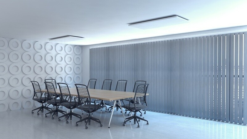 Radiant Ceiling Panels U (Accessible ceilings and ceilings)