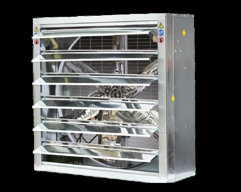 AirWall - Ventiladores extractores industriales