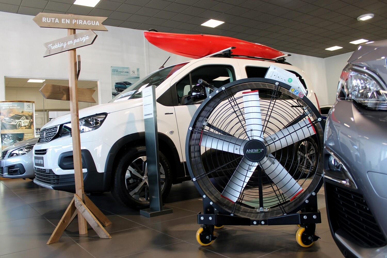 AirGo 90   Ventilador Industrial Suelo