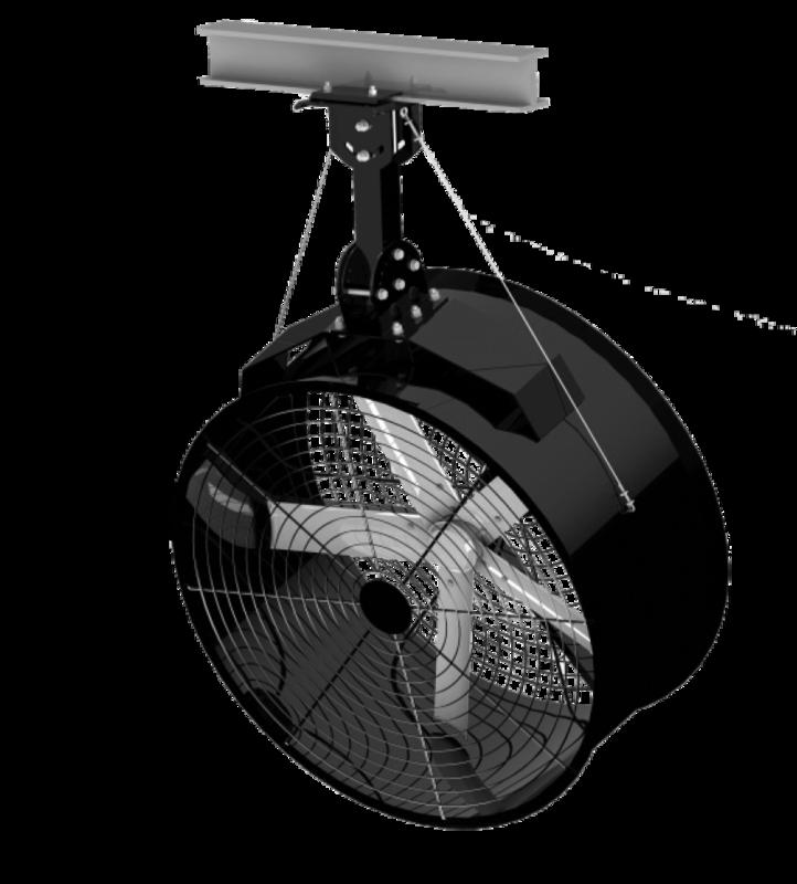 AirBeam - Industrial Blower Fan