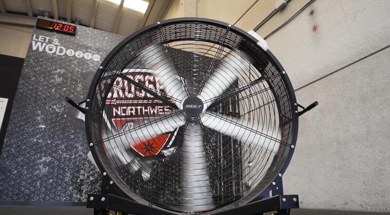 AirGo 200 | Industrial Stand Fan