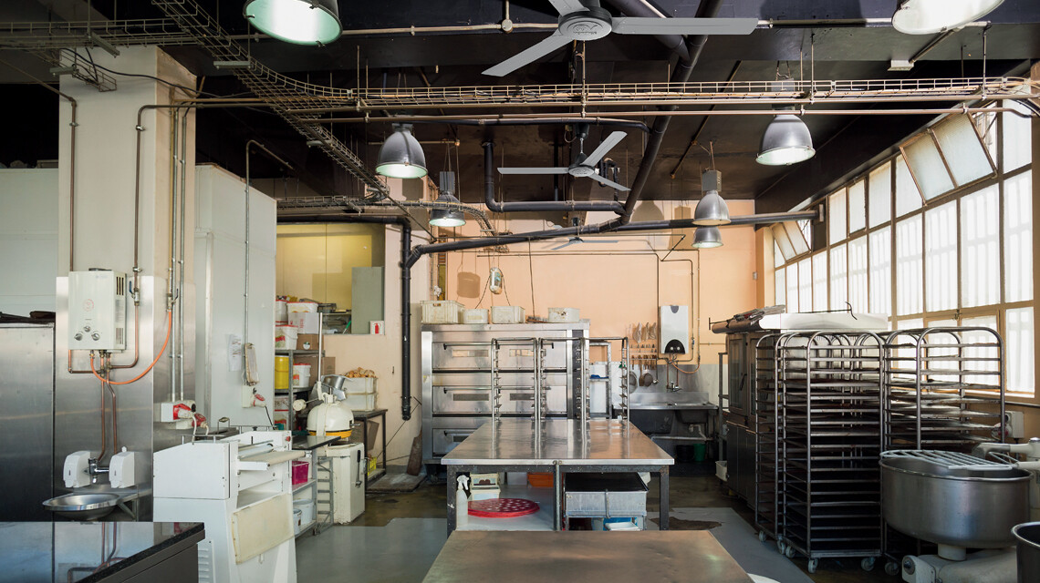 Nordik Heavy Duty INOX - Ventilador para usos industriales (Acero inoxidable)