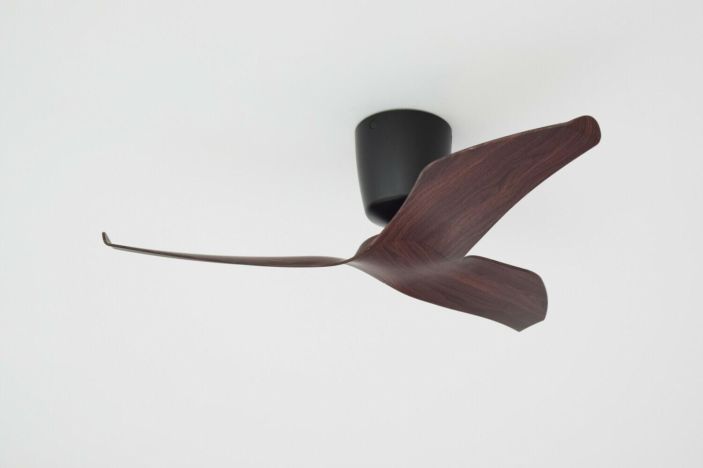 AERATRON FR 43 NOGAL - Ventilador Silencioso Pequeño