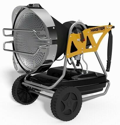 MASTER XL91 Electric Garage Heater