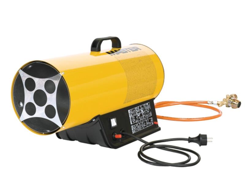 Calefactor Industrial Gas BLP