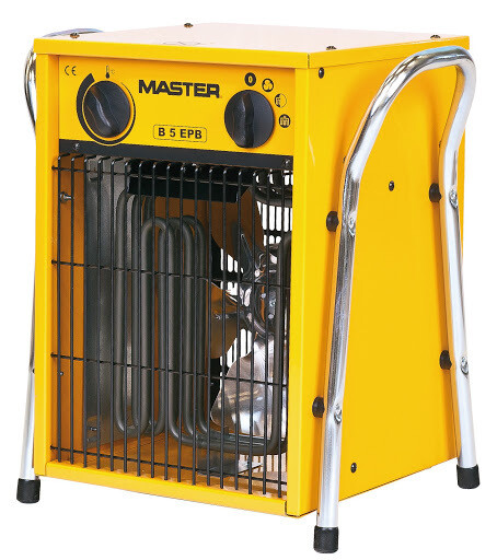 Generador de Calor eléctrico Master B