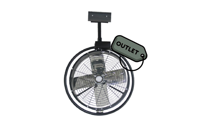 Ventilador Industrial Pivotante para instalar en Viga - OUTLET
