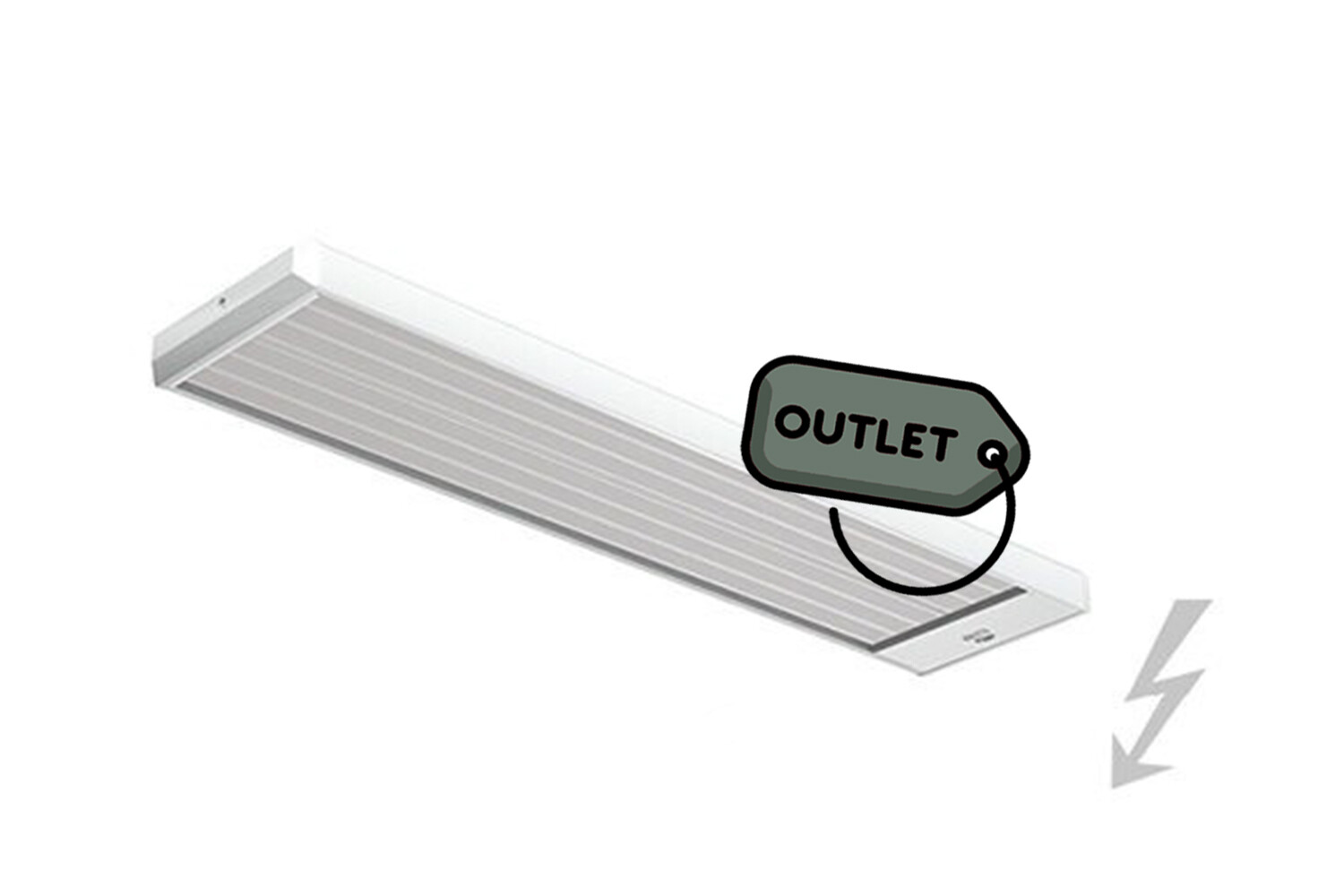 PANEL RADIANTE EZ200 OUTLET