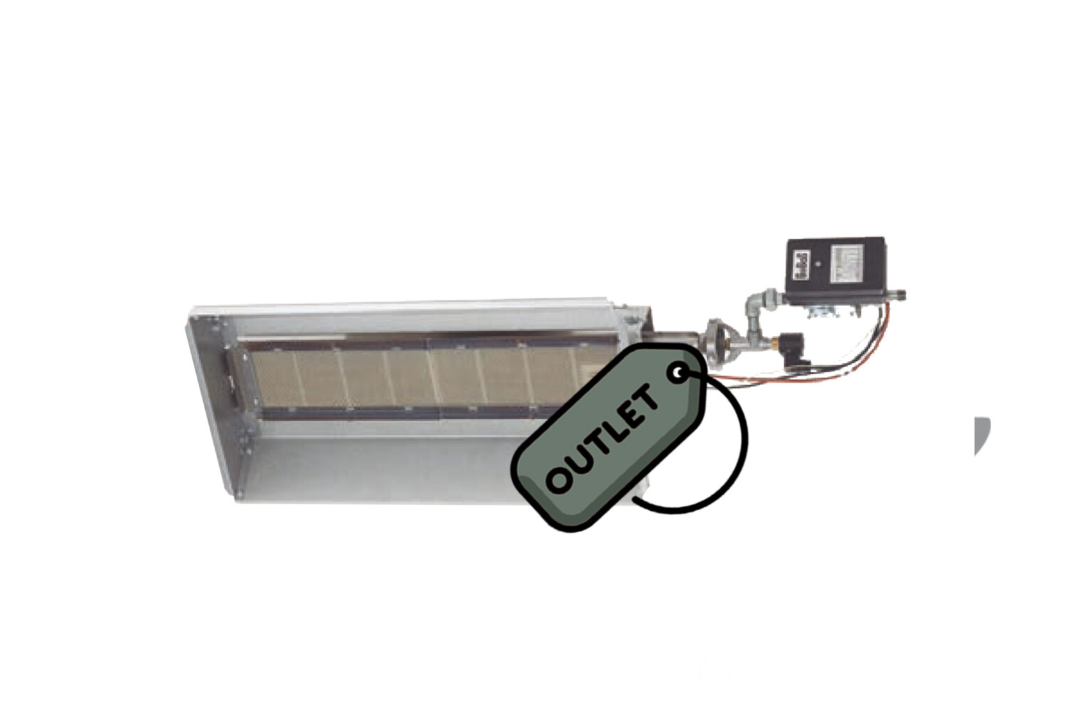 Calefactor Industrial Modelo M OUTLET