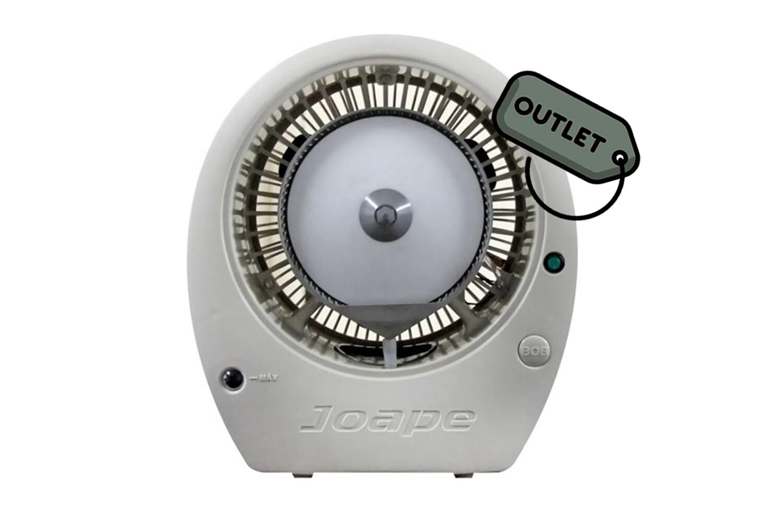 JOAPE BOB Gris - Ventilador Evaporativo OUTLET