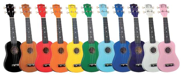 Private ukulele lessons