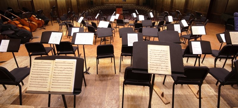 Tuesdays- 4:15 PM- Advanced Orchestra