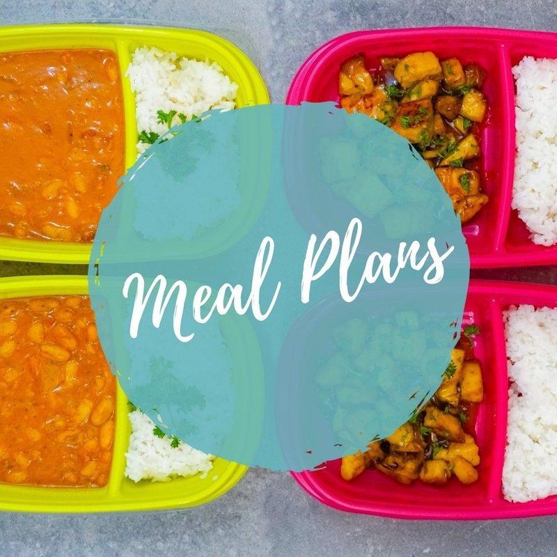 Four Week Personalized Vegan Meal Plan