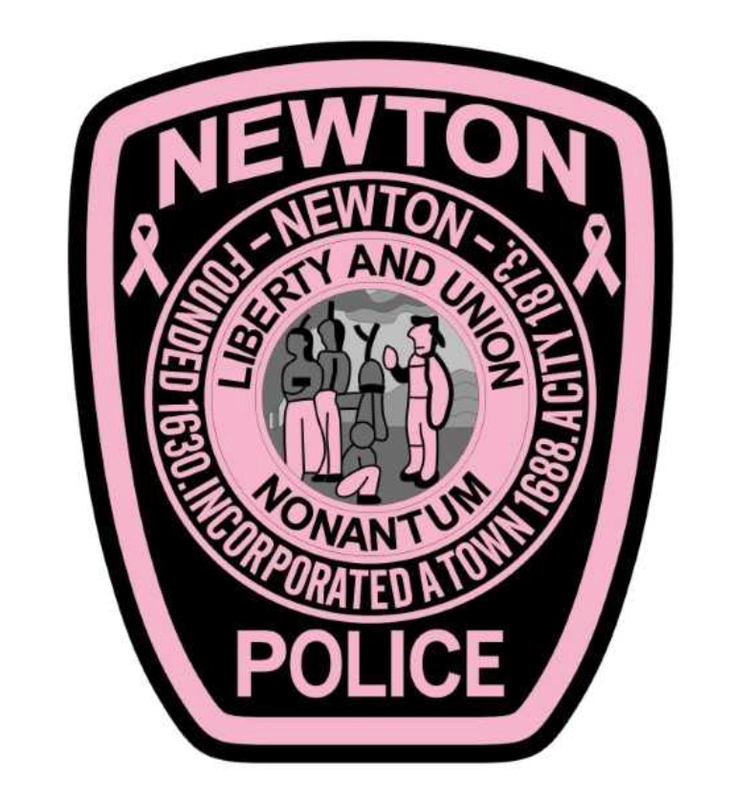 Newton PD Pink Patch