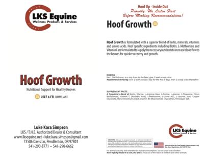 Hoof Growth