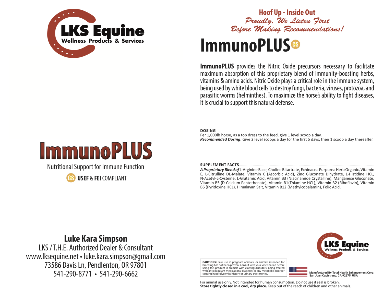 ImmunoPLUS