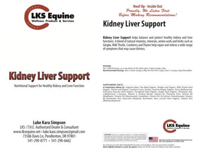 Kidney Liver Support
