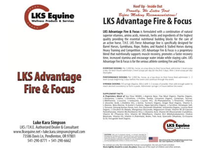 LKS Advantage Fire & Focus