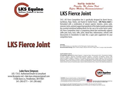 LKS Fierce Joint