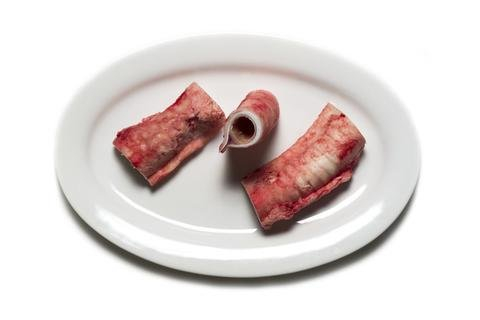 Windpipes (Beef/Bison)