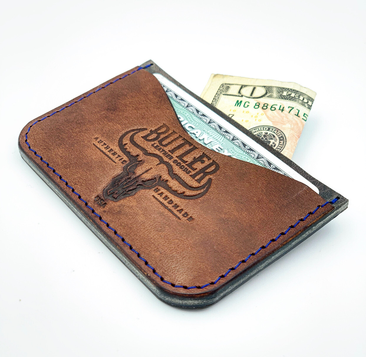 Slider Front Pocket Wallet