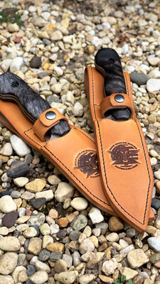 Wilderness Leather Sheath