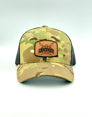 SBK Ranger Camo Patch Hat
