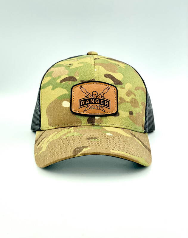 SBK Ranger Patch Hat