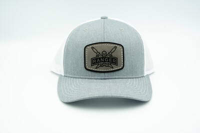 SBK Ranger Leather Patch Hat