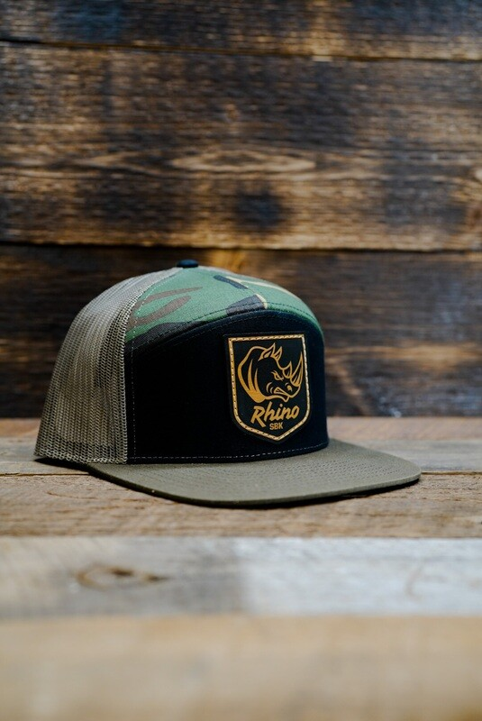 SBK Rhino Patch Hat
