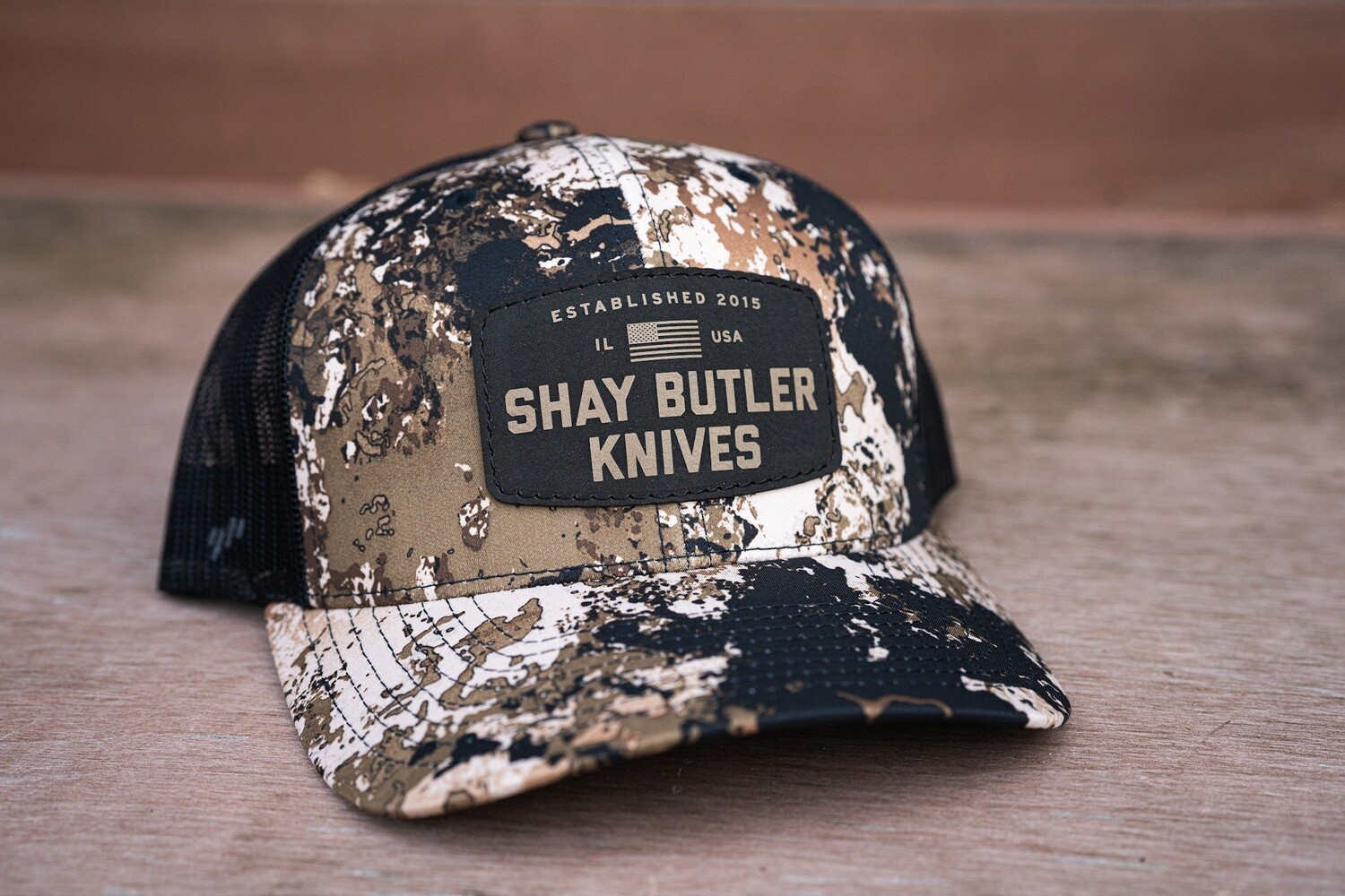 SBK Opening Day '21 Camo Hat