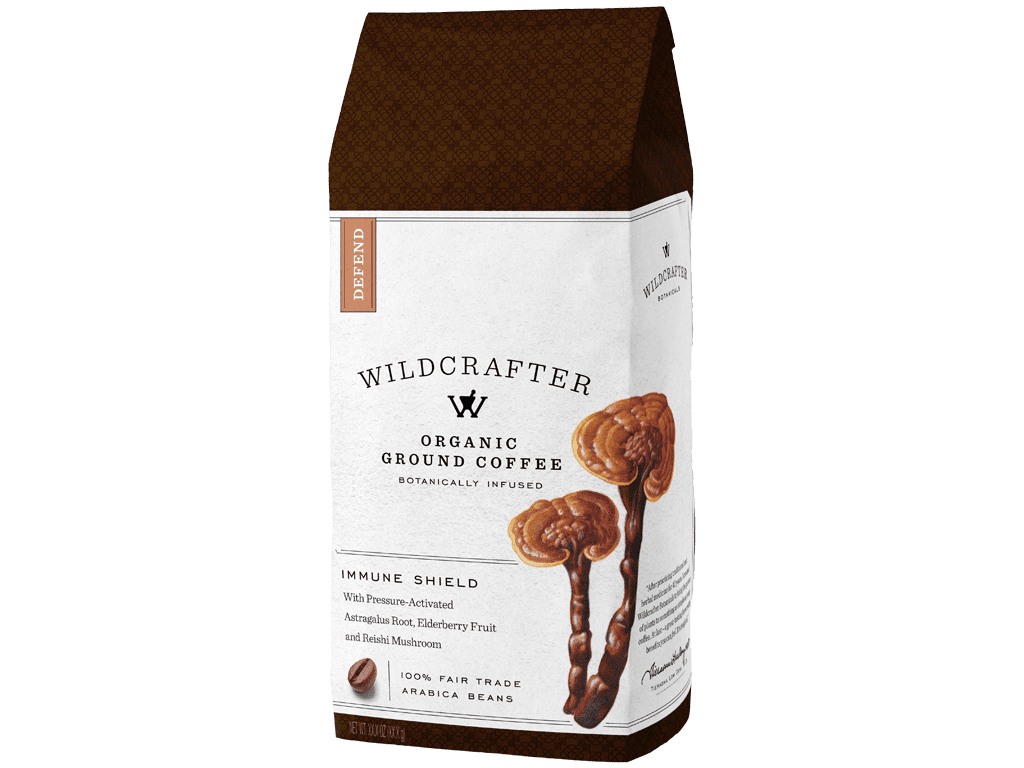 Defend Coffee - with 200mg of Elderberry!