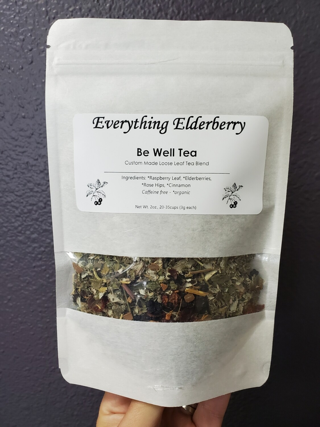 Sale on 2oz Teas- 2 for $20